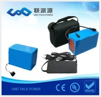 High quality 12v lithium battery pack with BMS protection