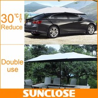 SUNCLOSE The Latest Design air conditioning suit sun protection car parts
