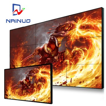"55"" SAMSUNG industrial grade A+ panel LCD video wall with led backlight"