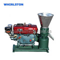 China plant chicken manure fertilizer pellet making machine