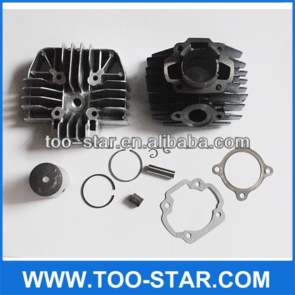 Piston Kit Ring Engine Cylinder For YAMAHA PW80 Pit Bike