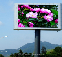 High Quality P6 Full Color Outdoor