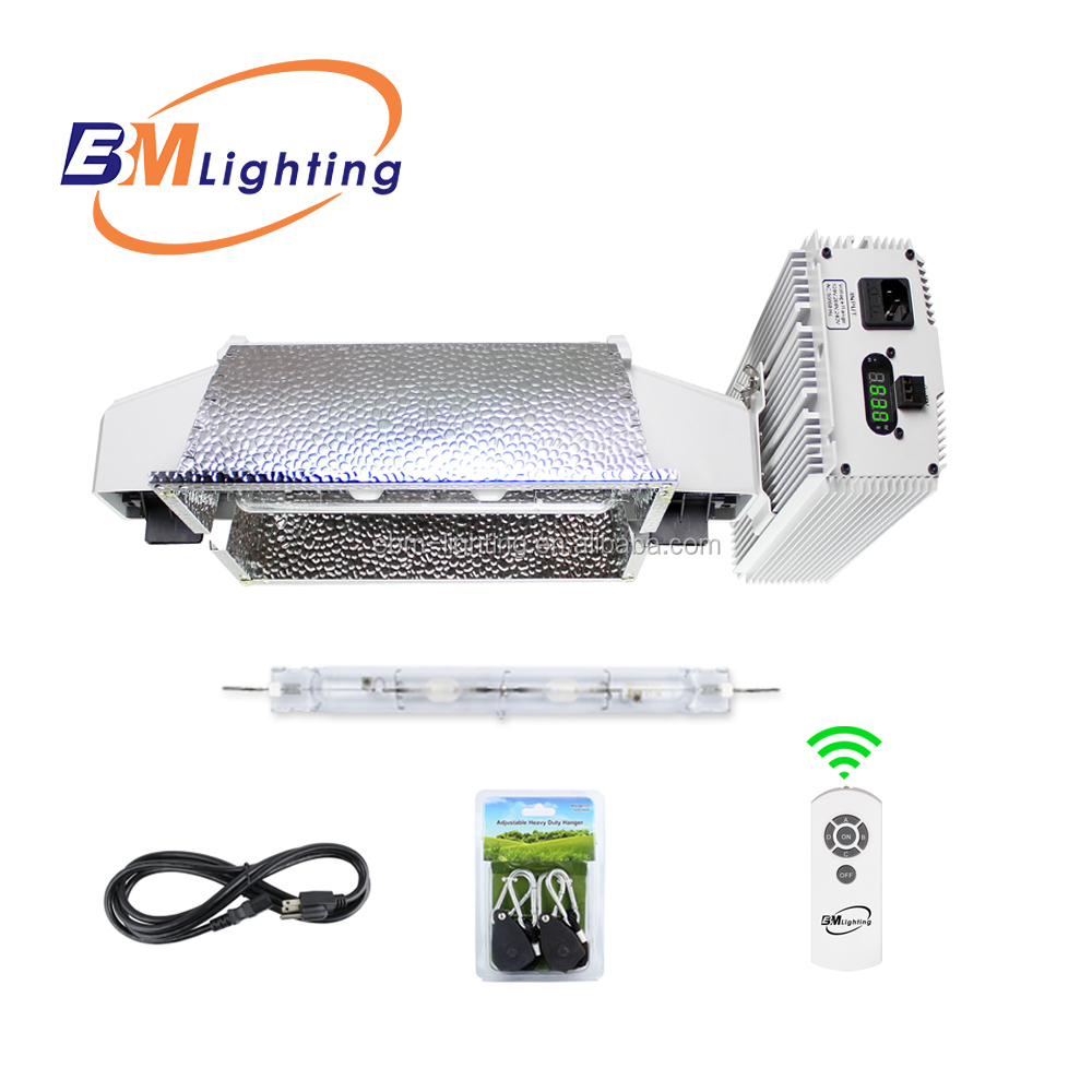 ebm lighting 630W CMH double ended grow light ballast hydroponic kit