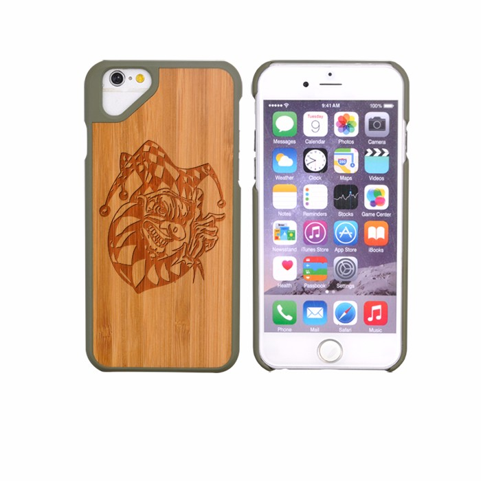 Trade Assurance Supplier Promotional Item Wooden Phone Covers