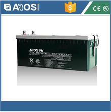 Sealed lead acid rechargeable 6v 10ah first power battery