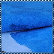Plain Color Faux Fabric suede Several Colors In Stock