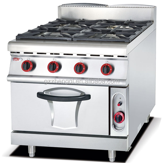 Factory Price Wholesale Gas Range,Gas Range Cooker with Oven(ZQW-878)
