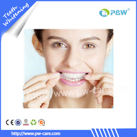 No brand wholesale makeup teeth white, 3d whitestrips