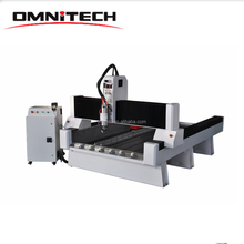 Heavy Duty CNC Stone Cutting Engraving Machine / 1325 Stone Carving CNC Router For Marble Granite