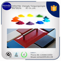 ECO friendly good chemical resistance MDF powder coating