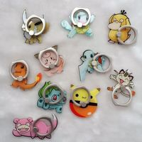 Strong Sticker Ring Cartoon Mobile Phone
