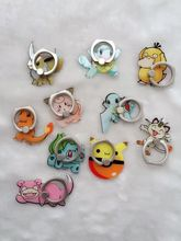 Strong sticker ring cartoon mobile phone holder for all smartphones