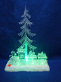 2016 newest Christmas decoration with LED Christmas tree music color-changing