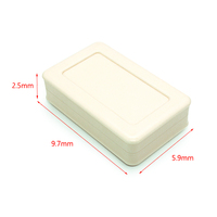 SZOMK Custom Plastic Project Boxes Handheld Electronic Enclosures