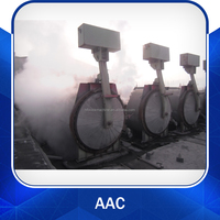 50000-30000CBM steam curing aerated concrete equipments