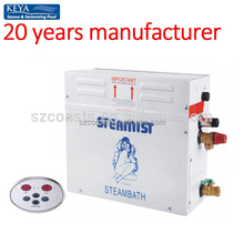 4 KW steamist Steam Bath Shower Steam Generator