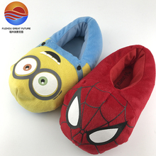 Hot-selling Cartoon Characters Winter Kids Indoor Shoes