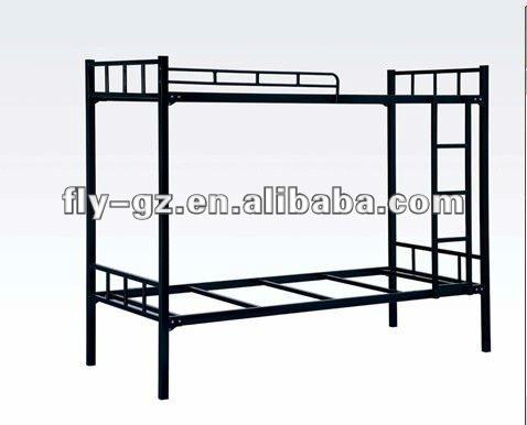 Adultos camas literas de metal metal fut n literas tubo de - Literas para adultos ...