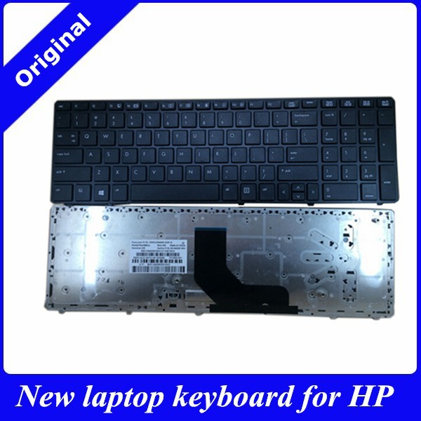 Replacement notebook keyboard us layout for HP EliteBook 8560p 8560B 6560b 6565b