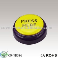 promotional music push button boxes/toys