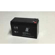 12v 7ah battery specifications for UPS application