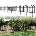 Black Iron Garden Border Edging