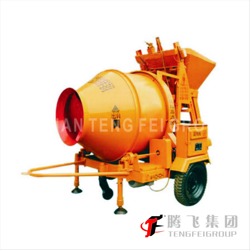 Brand goods Teng Fei JZC250 small mixer machine