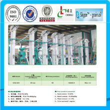 ISO certified automatic rice mill and dryer