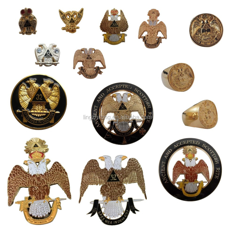 2019 hot sale Masonic Items Eagle Scottish Rite