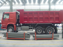 2015 new howo dump truck 25 ton diesel tipper vehicle tipper van for sale