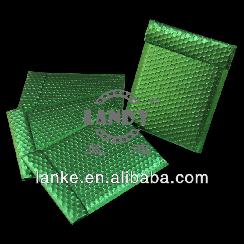 4x8 inch Hot Sale Matte Color Bubble Padded Envelope with Self Sealing