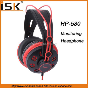 newly designed high quality colorful Monitoring Headphone