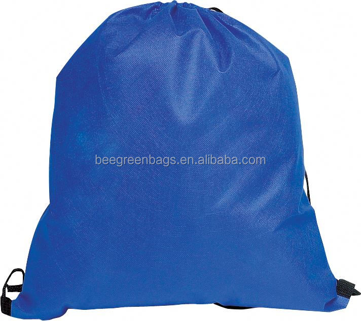 BeeGreen Quality nonwoven wholesale promotional giveaway drawstring bags
