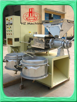 Haozhou brand avocado oil extraction machine/cashew oil expeller for selling