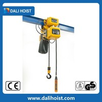 Hand Operated New Model 1ton electric chain hoist/1 ton hoist/electric hoist 1 ton