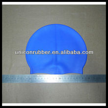 High Quality swim silicone swimming cap for long hair