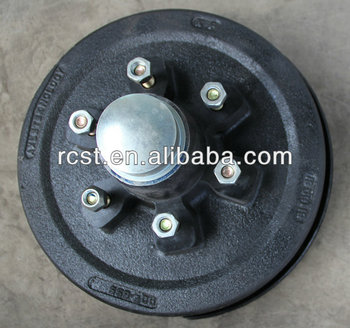 "Trailer / Caravan / Truck 12"" Electric Brake Hub Drum"