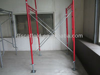 3'x6'7'' Waco Red Style Frame Scaffolding Set