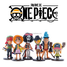 Mifen Craft New Anime One Piece Figures Zoro Tony Chopper After 2 Years PVC Action Figurine Collectibles Dolls Toy For Gift 6pcs