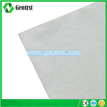 PP nonwoven geotextile roll for Road construction