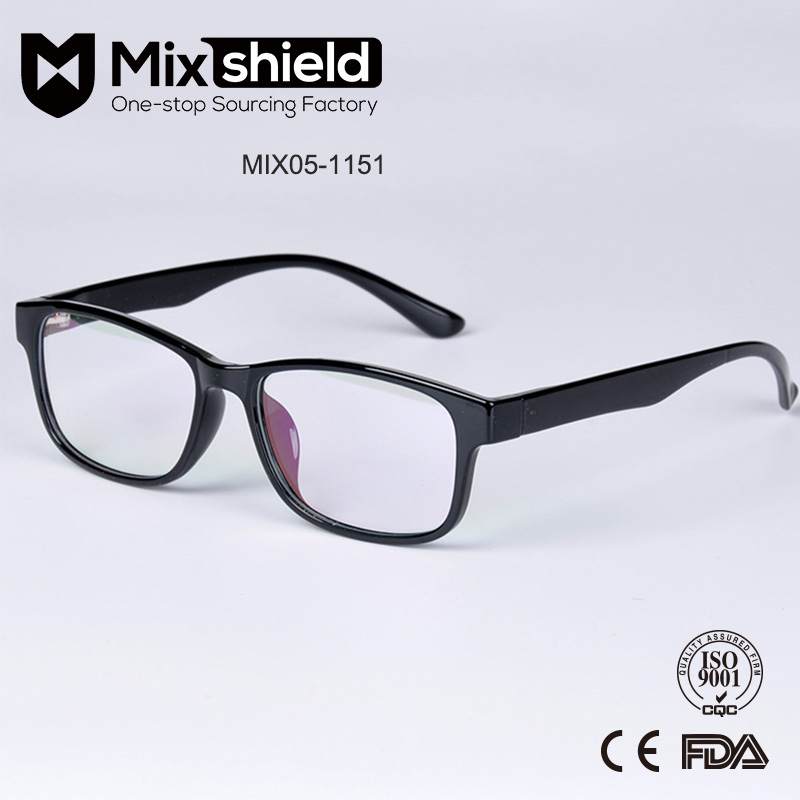 Hot Selling TR-90 Material Flexible Optical Eyewar Frame