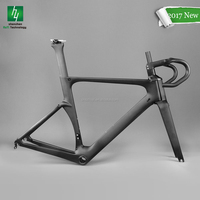 Taiwan carbon frame 2016 bicycle road frame high quality carbon road bike frame bicycle frameset