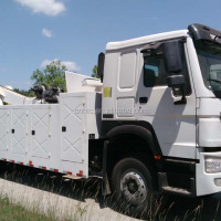 HOWO 6X4 Heavy Duty Wrecker Tow