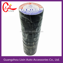 Insulation masking tape black PVC material adhesive durable single side rubber PVC elecrical tape