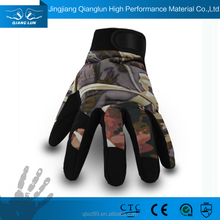 professional design anti vibration synthetic cycling gloves