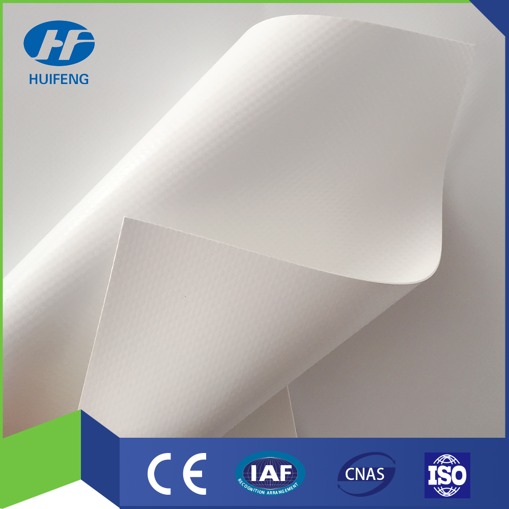 Heavy Weight PVC Coated Tarpaulin Fabric