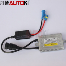 Autoki Factory Direct 18 Months Warranty Super Quality Slim F5 Fast start Bright Hid Ballast 55w