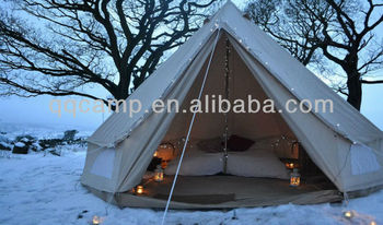 Cotton Bell tent 6X6M & Cotton Bell tent 6X6M View bell tent QEXAN Product Details from ...