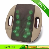 8-Motor Massage Seat Cushion For Car Neck & Back Massager