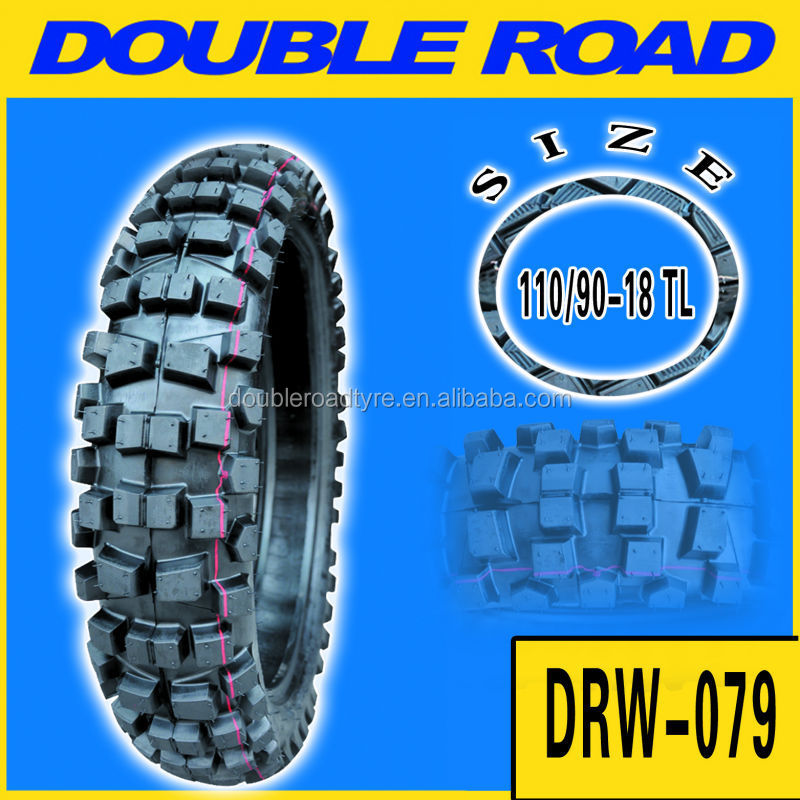 Supplier Motorcycle Tire 410-18 China Motorcycle Tubeless Tire